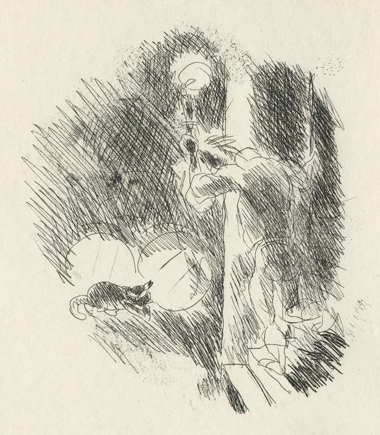 BOFA Gus (Gustave BLANCHOT, dit), Le savetier et le financier © Adagp, Paris, 1928